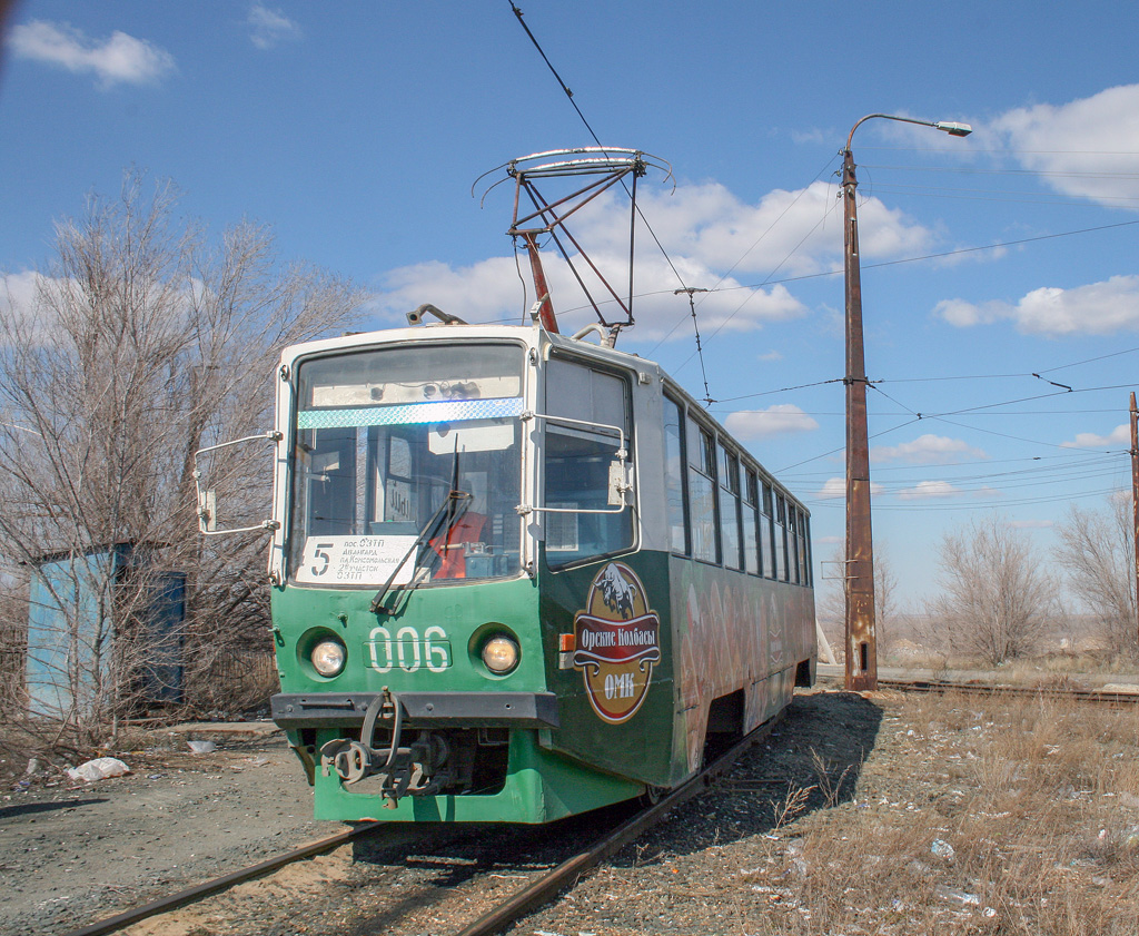 Орск. 71-608КМ (КТМ-8М) №006