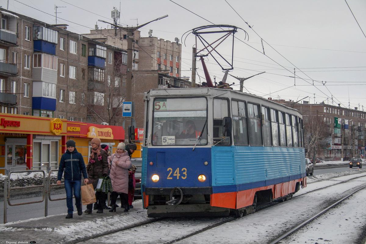 Орск. 71-605 (КТМ-5) №243
