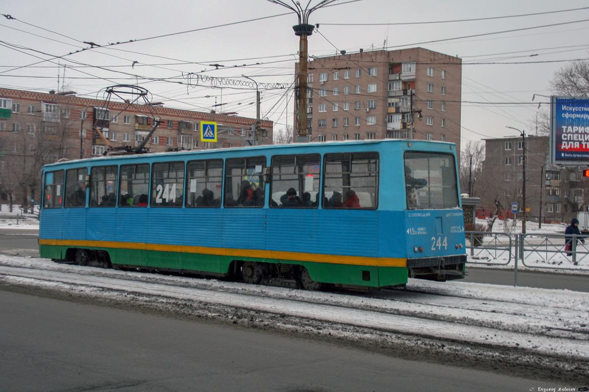 Орск. 71-605 (КТМ-5) №244