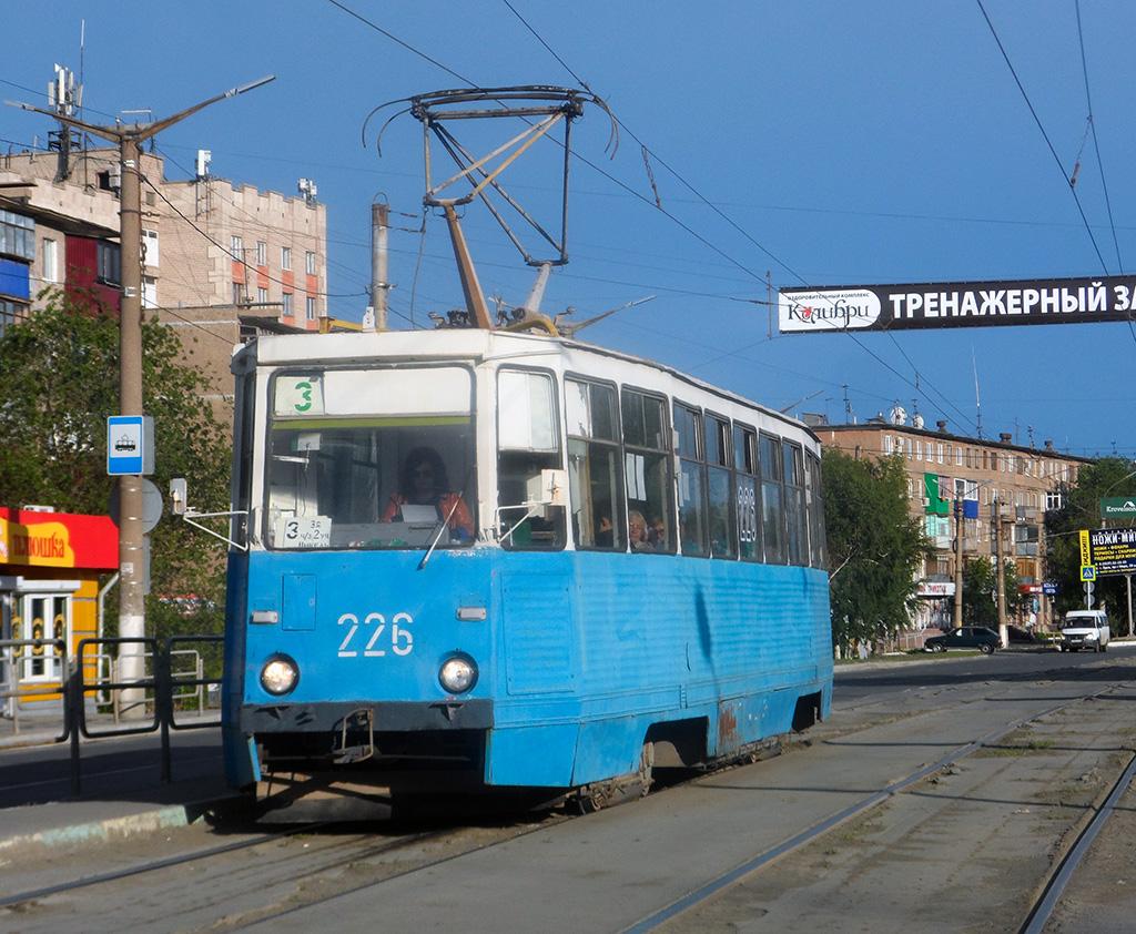 Орск. 71-605 (КТМ-5) №226