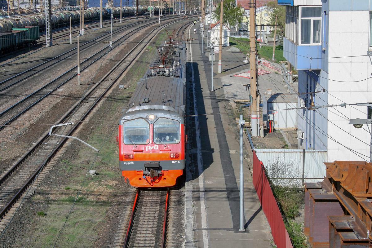 Орск. ЭД9М-0215