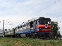 Астрахань. ТЭП70-0336