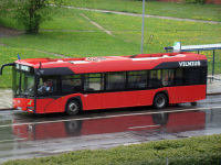 Вильнюс. Solaris Urbino IV 12 KGG 352