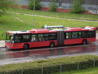 Вильнюс. Scania Citywide LFA KGT 407