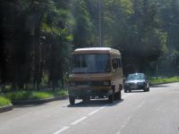 Цхалтубо. Mercedes-Benz Vario NFN-508