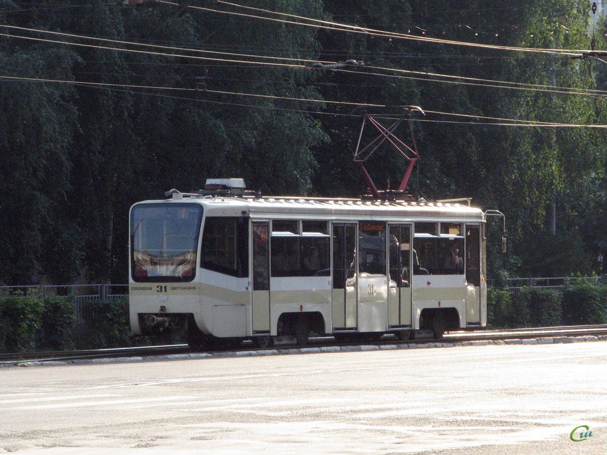 Ярославль. 71-619КТ (КТМ-19КТ) №31