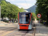 Берген. Stadler Variobahn №209