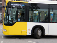 Бремерхафен. Mercedes-Benz O530 Citaro MÜ HB-K 5241