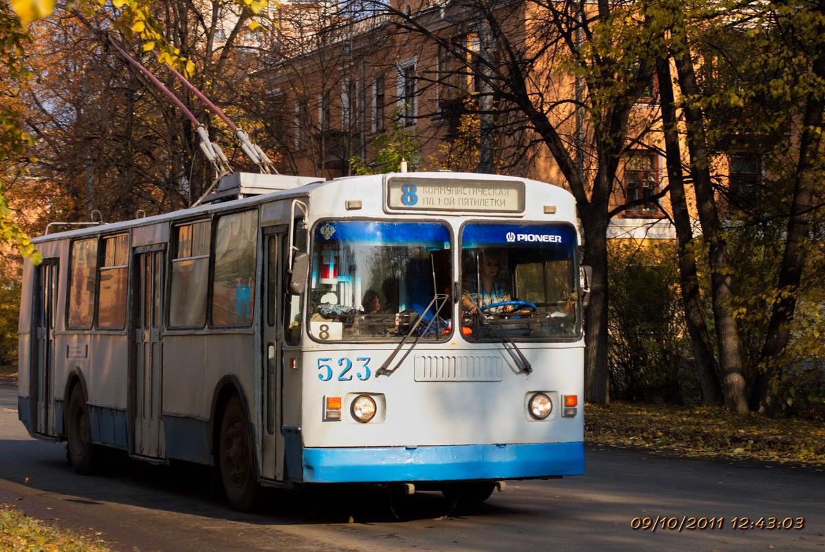 Екатеринбург. ЗиУ-682Г00 №523