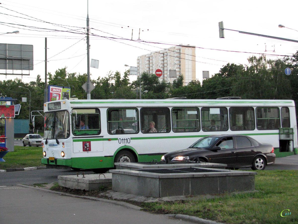 Москва. ЛиАЗ-5256.25 ан408