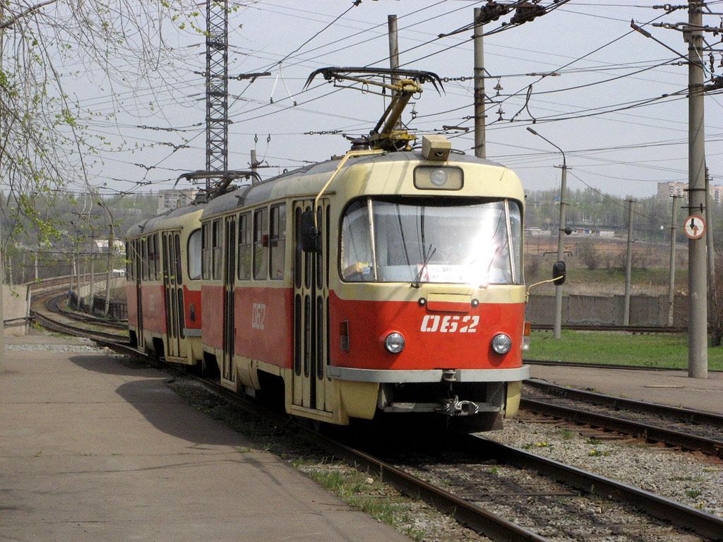 Кривой Рог. Tatra T3 №062, Tatra T3 №063