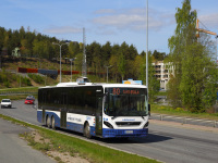 Тампере. Volvo 8900BLE RSH-319