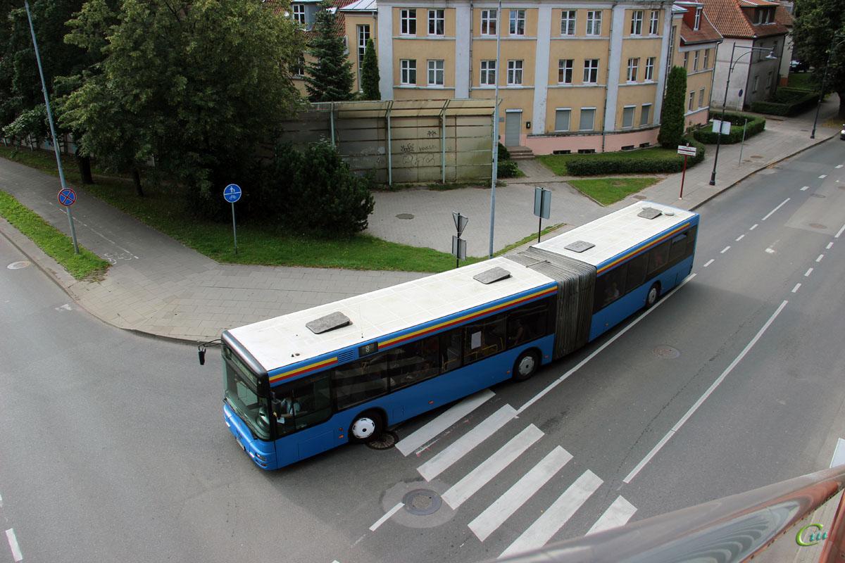 Клайпеда. MAN A23 NG313 HRU 127