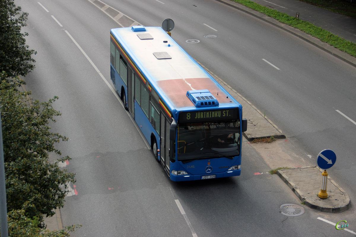 Клайпеда. Mercedes-Benz O530 Citaro JZC 026