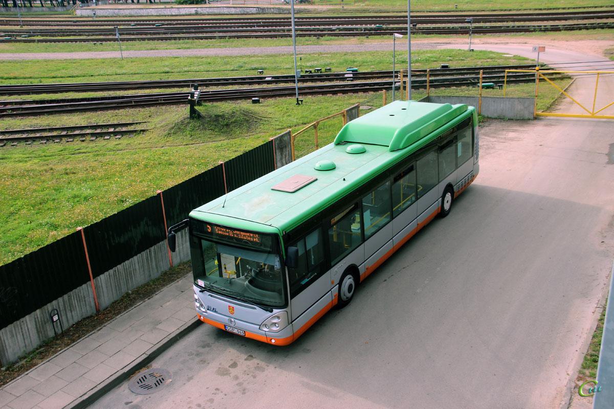 Клайпеда. Irisbus Citelis 12M CNG GOP 049