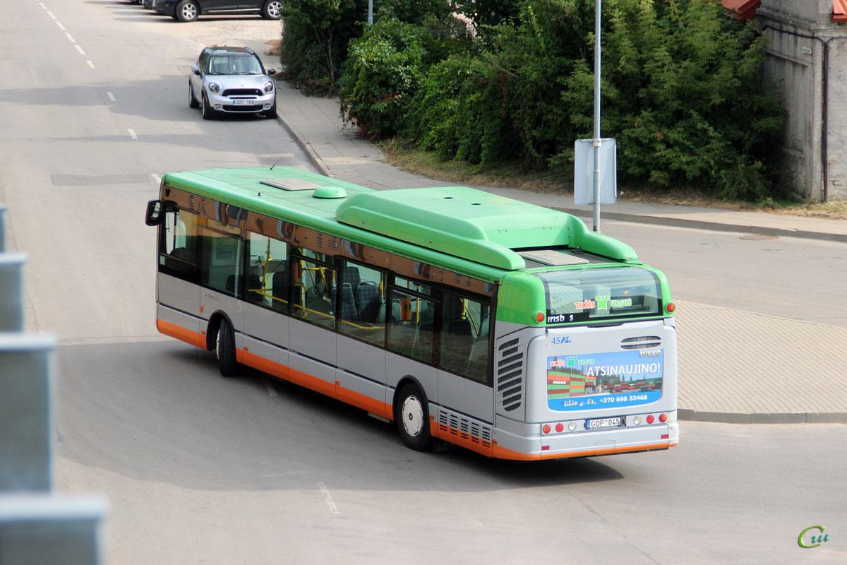 Клайпеда. Irisbus Citelis 12M CNG GOP 045
