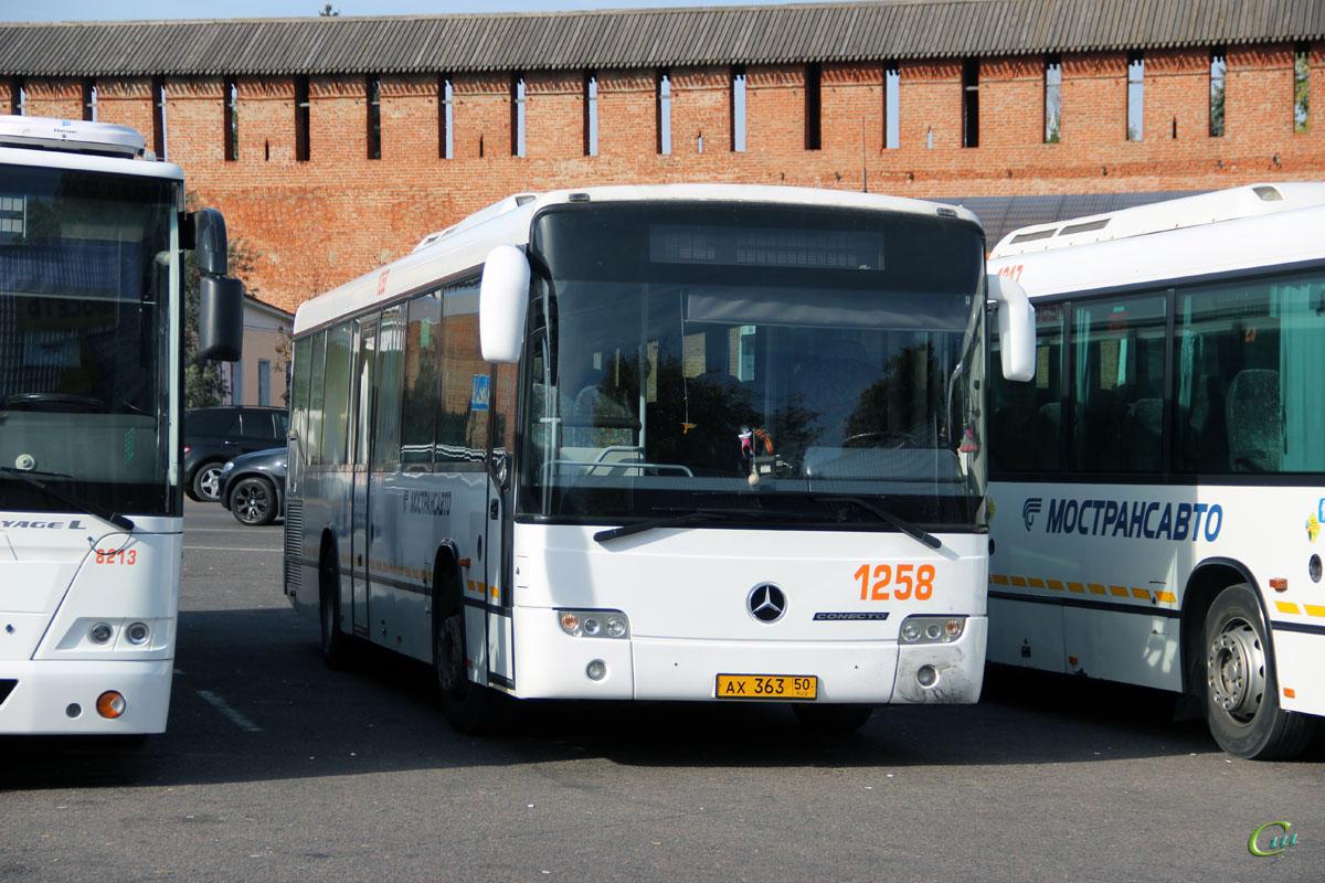 Коломна. Mercedes-Benz O345 Conecto H ах363