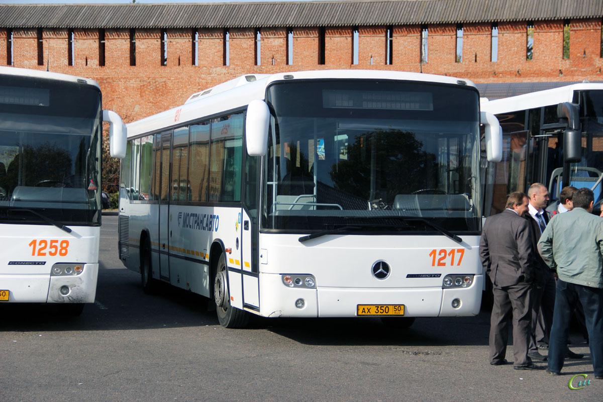 Коломна. Mercedes-Benz O345 Conecto H ах350