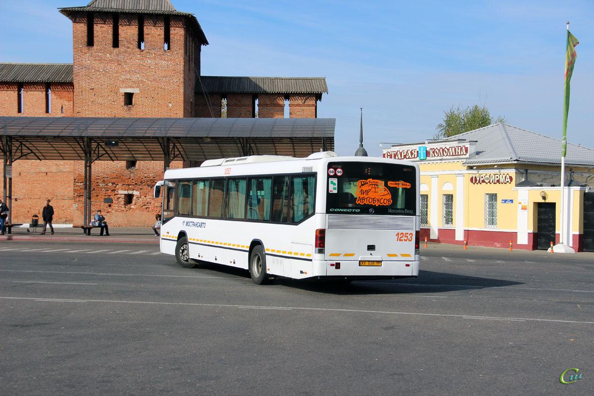 Коломна. Mercedes-Benz O345 Conecto H ах338