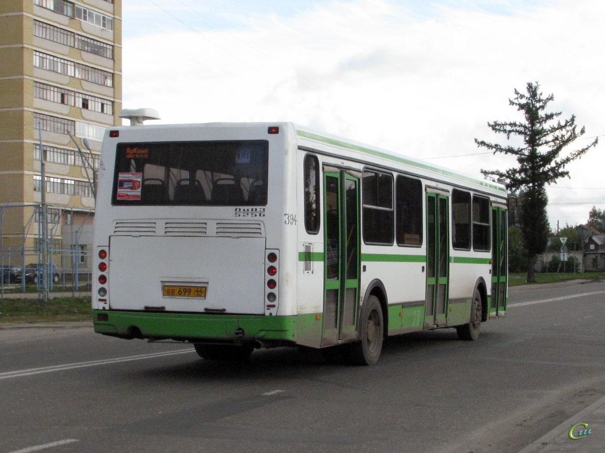 Кострома. ЛиАЗ-5256.36 ее699