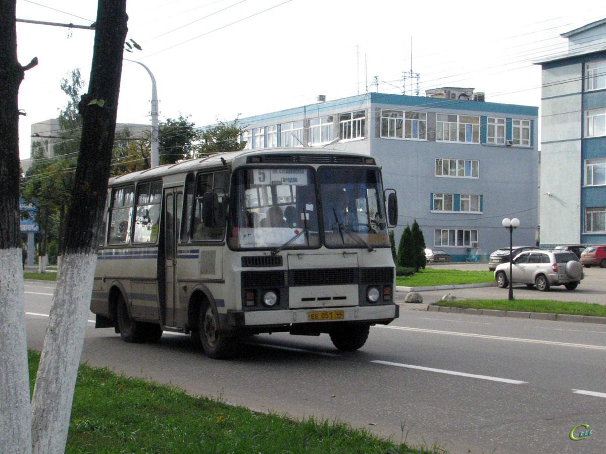 Кострома. ПАЗ-3205-110 ее051
