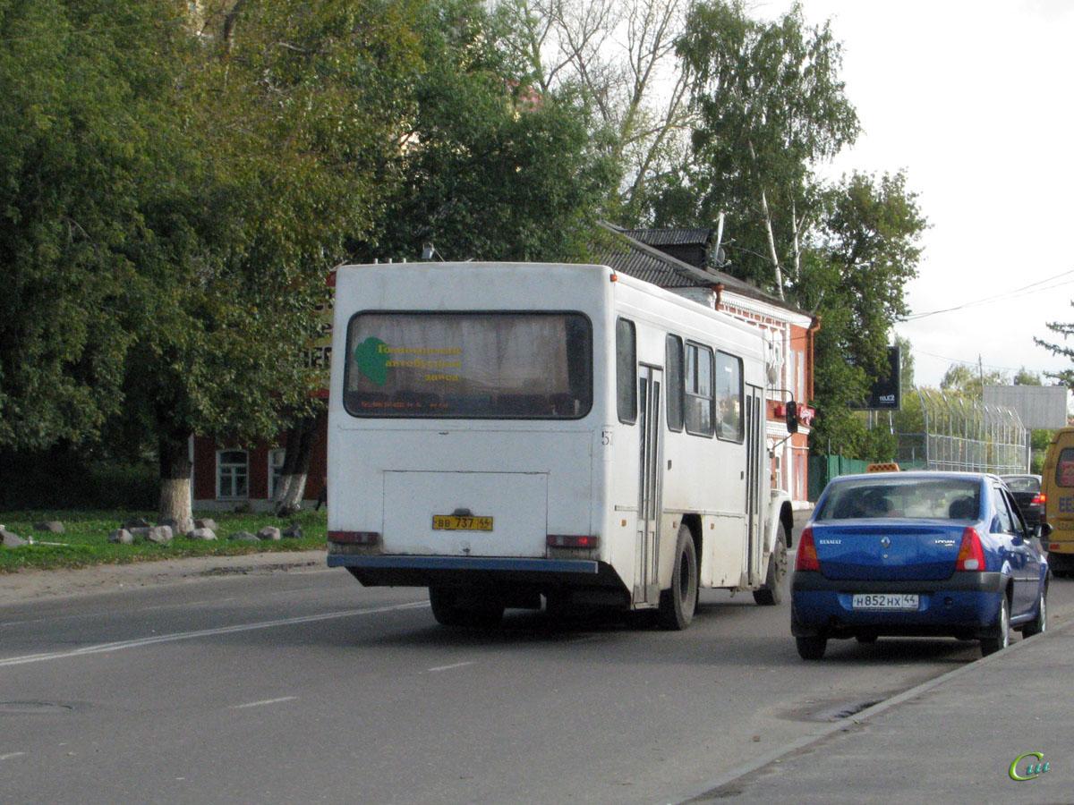 Кострома. ГолАЗ-4242 вв737