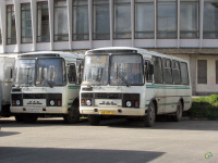 Кострома. ПАЗ-32053 м141ох, ПАЗ-32053 ее499