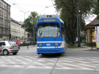Краков. Duewag GT8S №3053