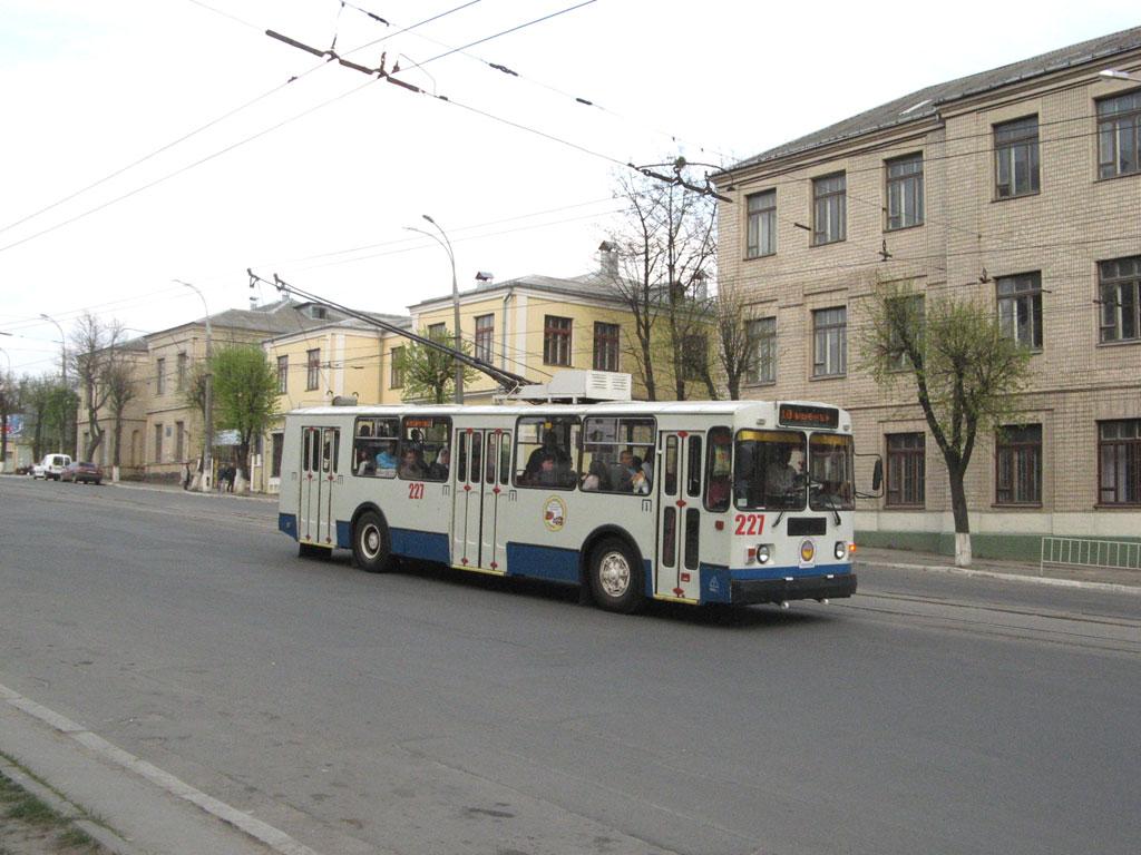 Винница. ЗиУ-682Г-016 (012) №227