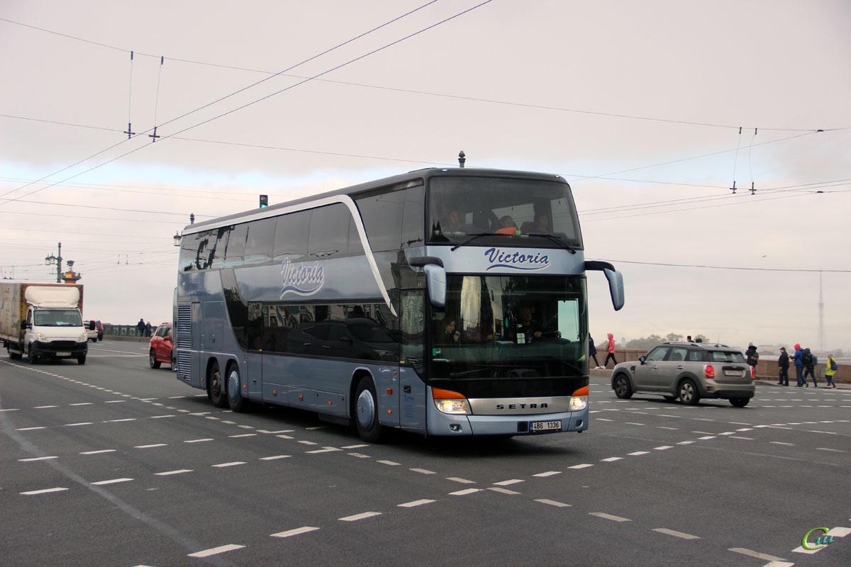 Санкт-Петербург. Setra S431DT 4B6 1336