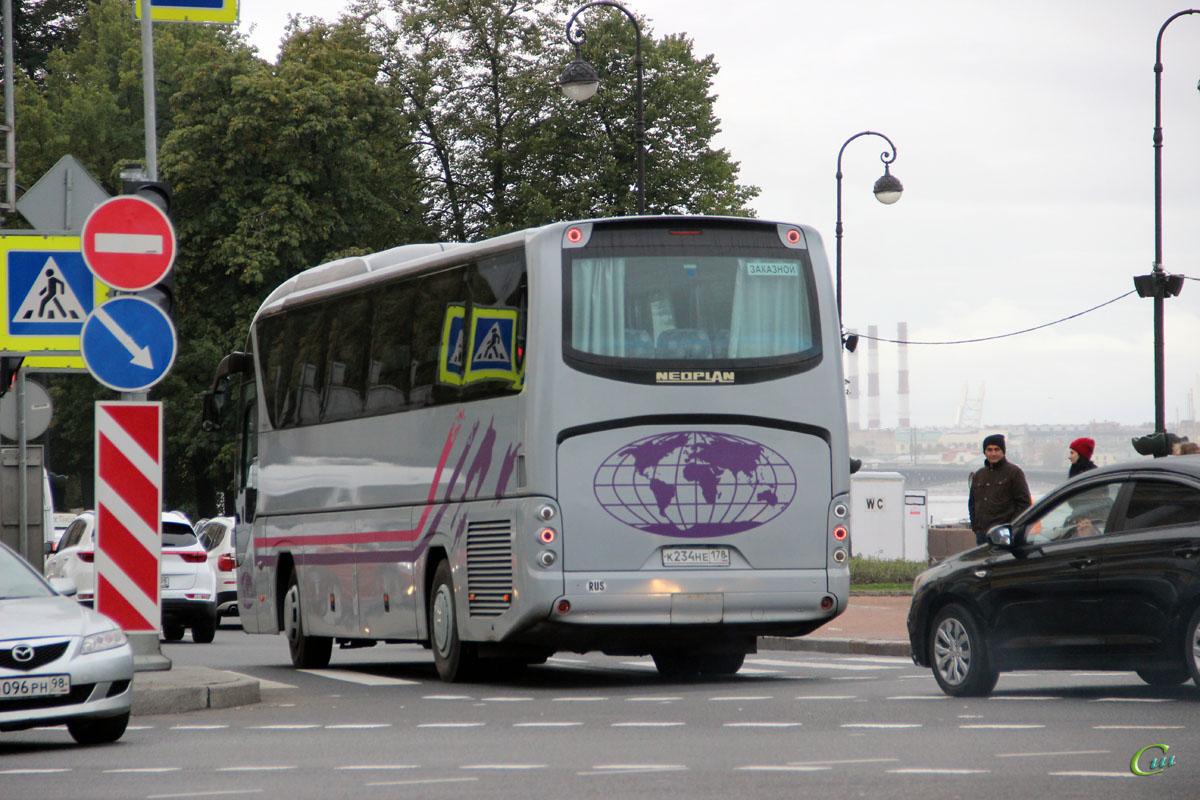 Санкт-Петербург. Neoplan N2216SHD Tourliner к234не