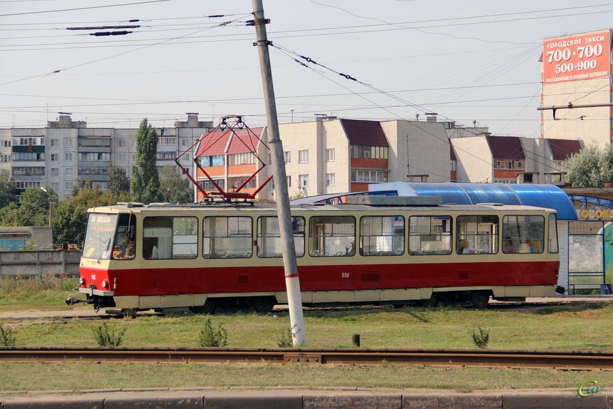 Курск. Tatra T6B5 (Tatra T3M) №050