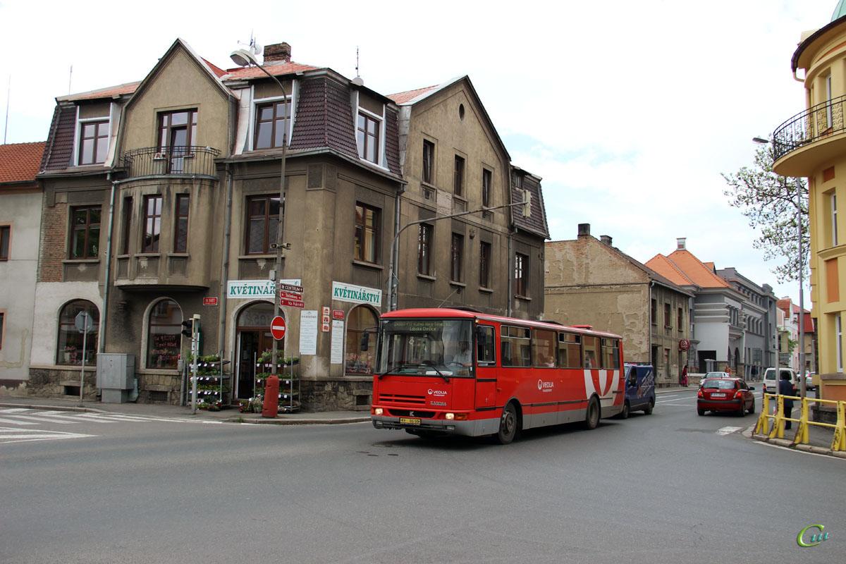 Кутна-Гора. Karosa C934E KH 86-98