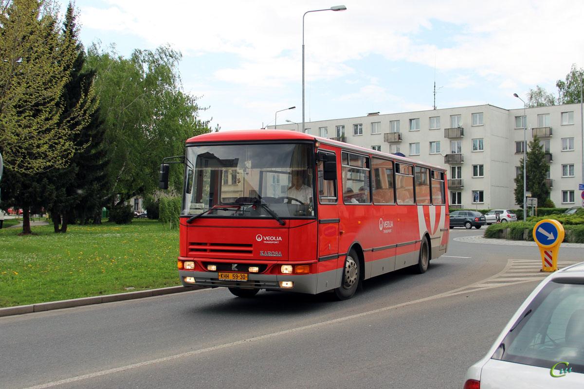 Кутна-Гора. Karosa C934E KHH 59-30
