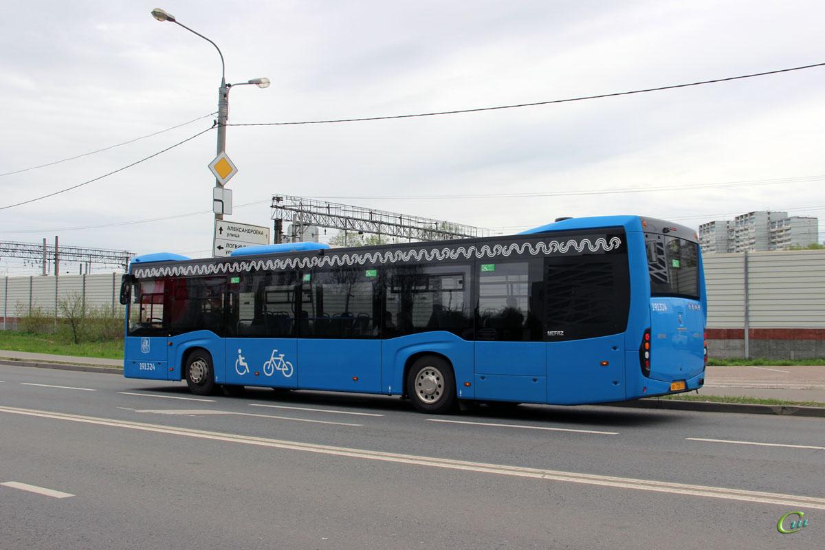 Москва. НефАЗ-5299-40-52 (5299JP) оо720