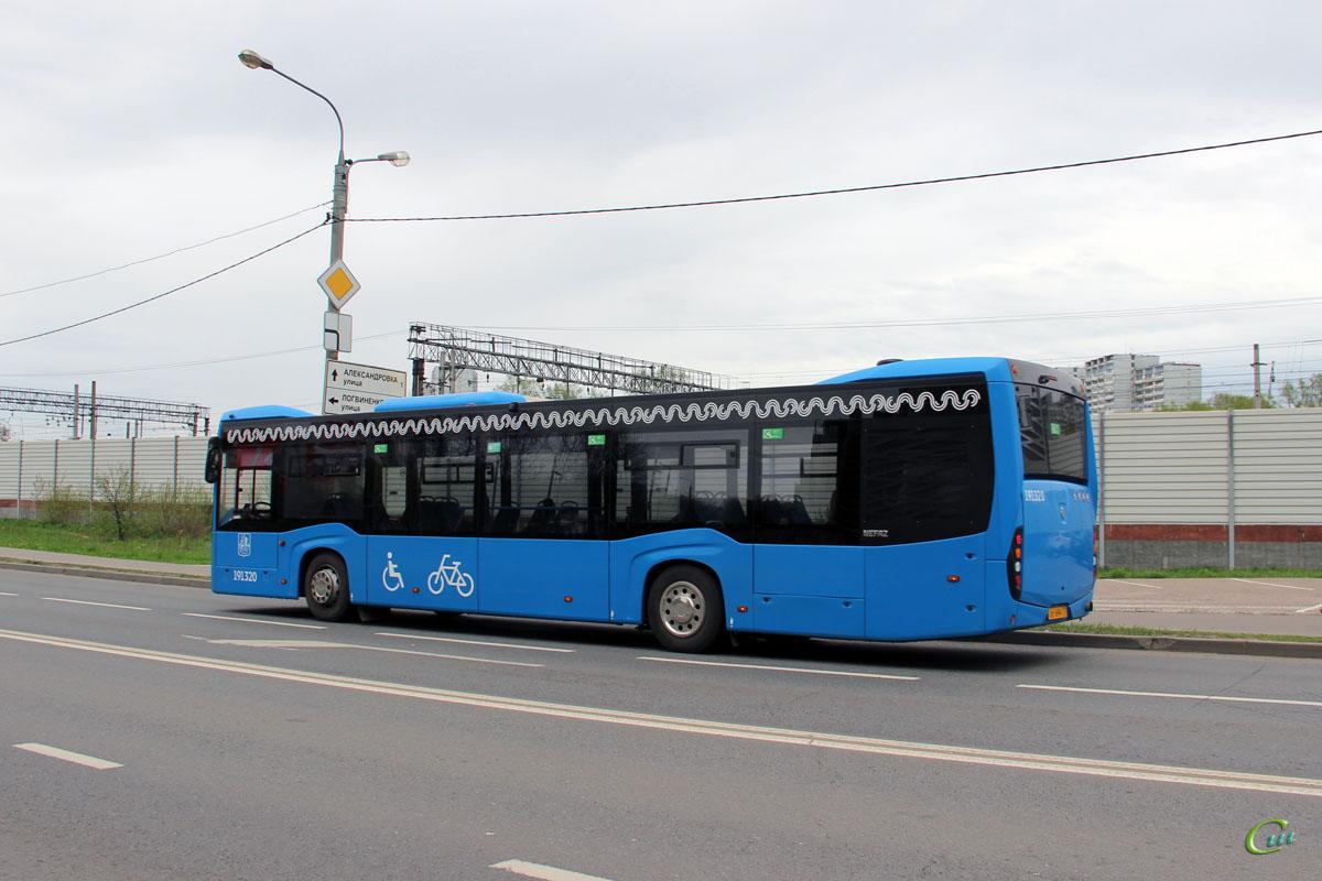 Москва. НефАЗ-5299-40-52 (5299JP) оо694
