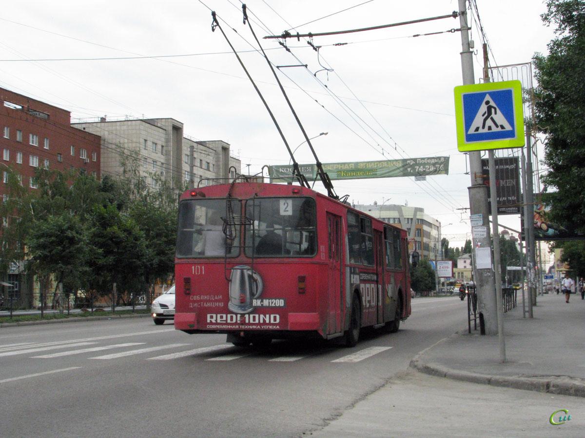 Липецк. ЗиУ-682Г00 №101