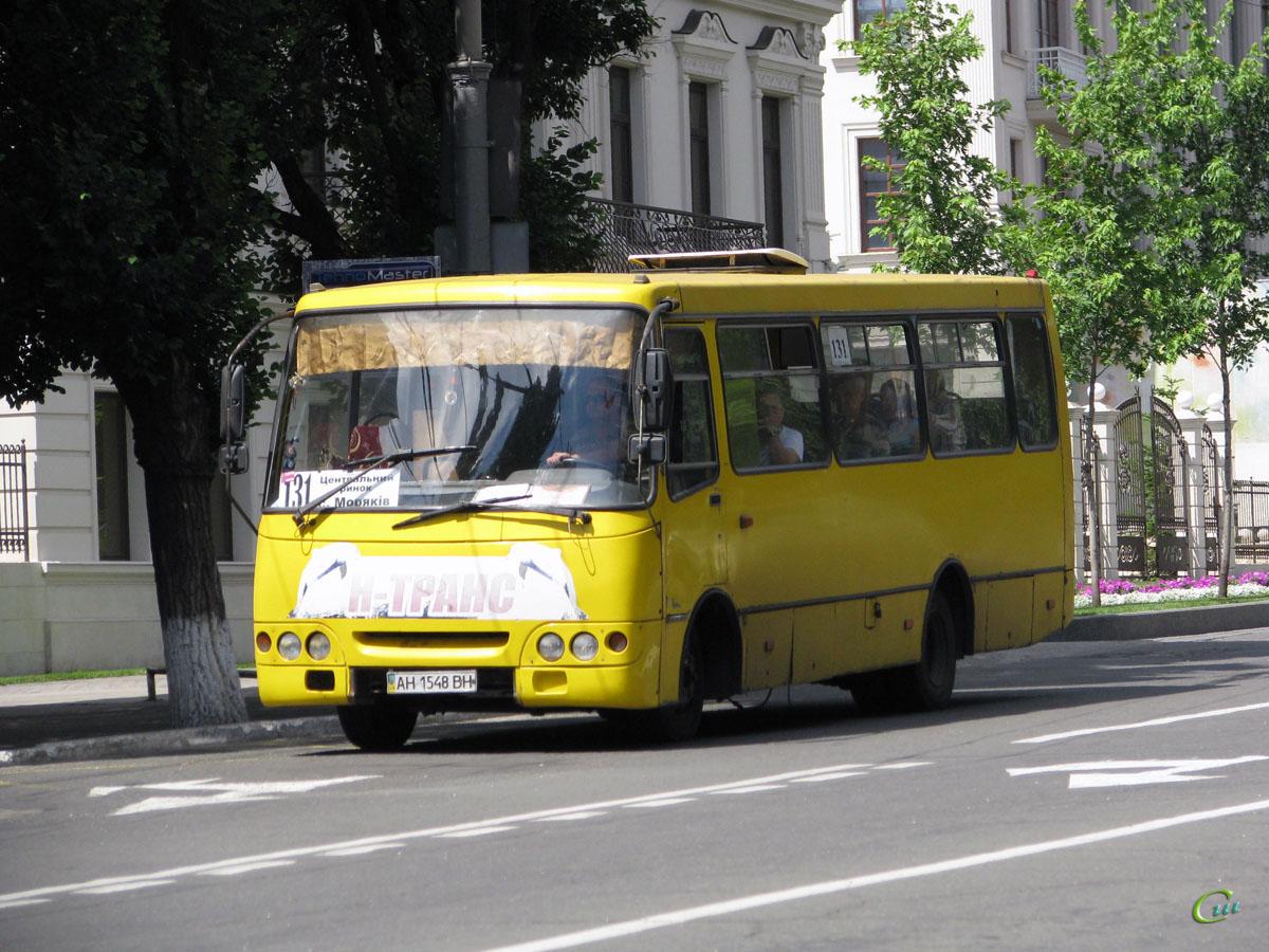 Мариуполь. Богдан А09202 AH1548BH