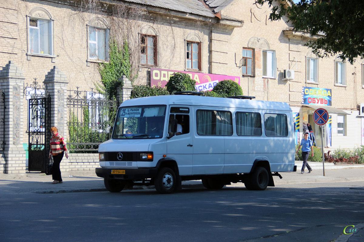 Мелитополь. Mercedes-Benz T2 609D AP3164AA