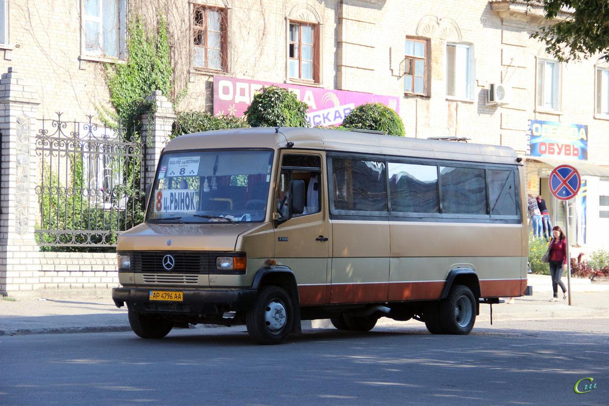 Мелитополь. Mercedes-Benz T2 711D AP4796AA