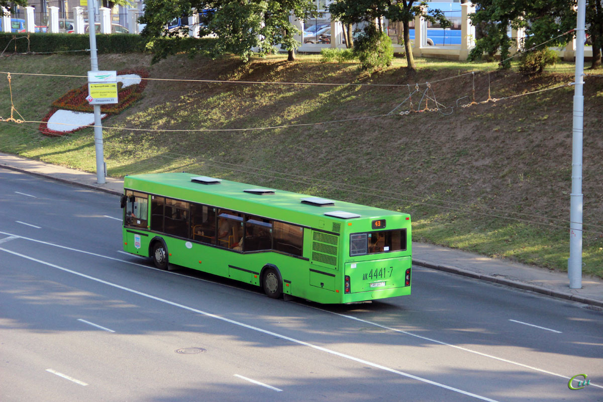 Минск. МАЗ-103.465 AK4441-7