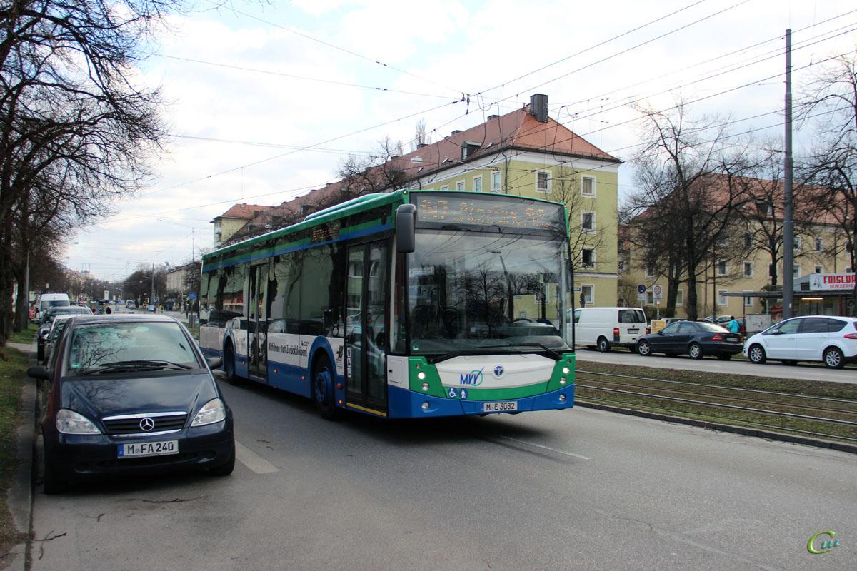 Мюнхен. Temsa Avenue LF M-E 3082