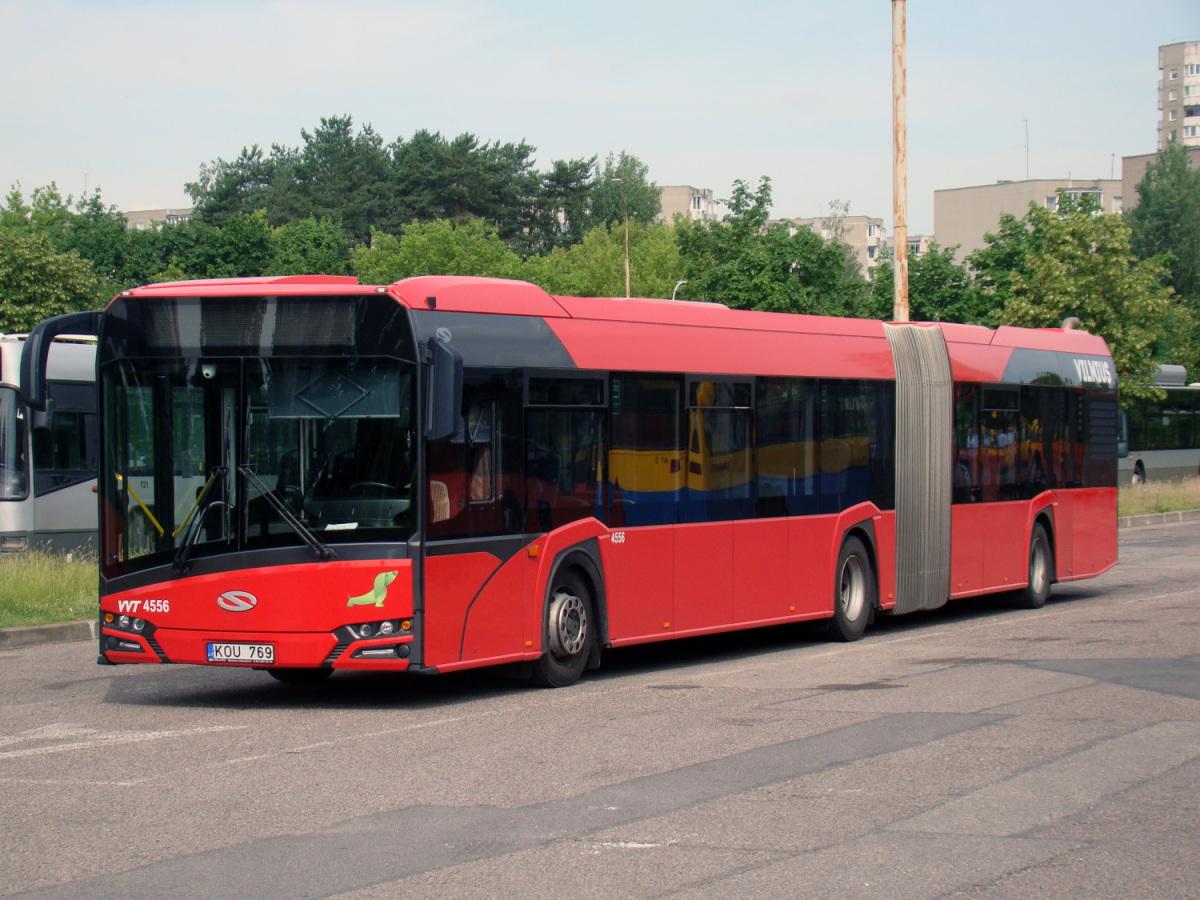 Вильнюс. Solaris Urbino IV 18 KOU 769