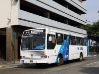 Гуаякиль. (автобус - модель неизвестна) GBG-646