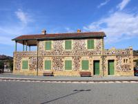 Никосия. Музей железной дороги в Эвриху (Evrichou)
