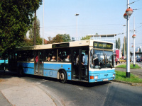 Загреб. Eurobus A117G ZG 5169-Z