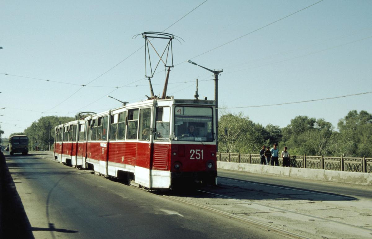 Орск. 71-605 (КТМ-5) №251, 71-605 (КТМ-5) №252