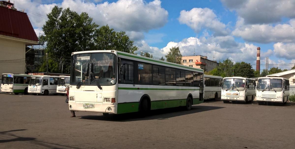 Тосно. ЛиАЗ-5256.60 р918ср