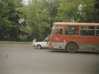 Курган. ЛиАЗ-677М №272