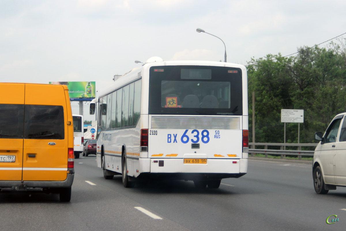 Москва. Mercedes-Benz O345 Conecto H вх638